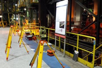 Topométrie industrielle