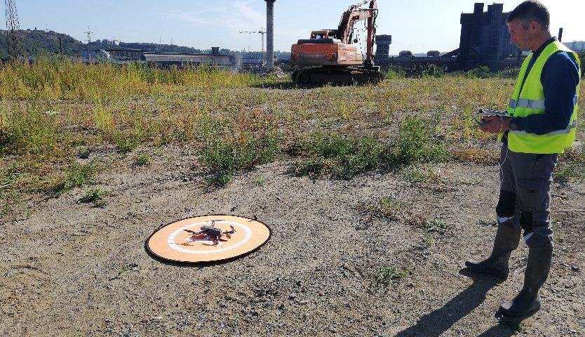 D. FAYS obtient sa licence de Télépilote Classe 1 RPL-R (drone multi-rotor)