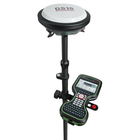 Acquisition d'un deuxième GPS GNSS : Le Leica GS16 / CS20