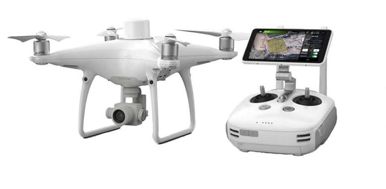 Achat d'un nouveau drone : le DJI Phantom 4 RTK